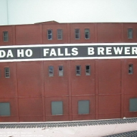 Idaho Falls Brewery Sign