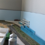 N scale- Bakery and Seed company in Great Falls