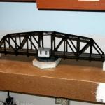 Mississippi River Swing Bridge