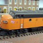 Locomotive 109-A at Camp 20